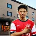 """Nhà đẹp - Cận cảnh khách sạn Arsenal chọn cho """"Running Man"""""""