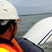 Vụ chìm tàu Cần Giờ: Vớt được thi thể 4 nạn nhân