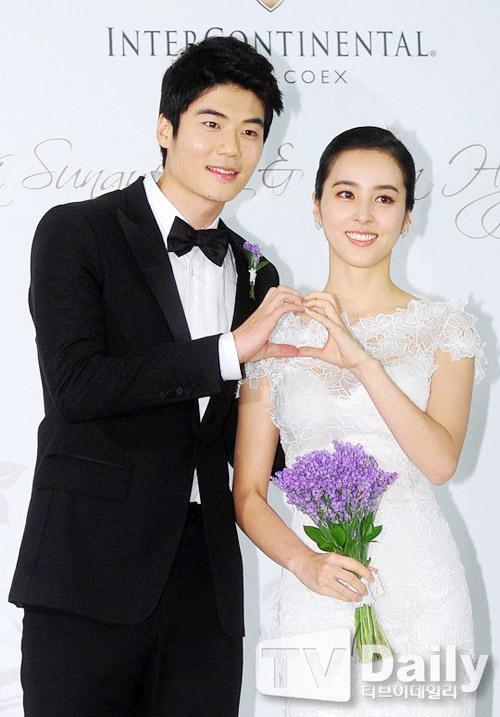 """bi rain - kim tae hee """"hot"""" nhat nua dau 2013 - 4"""