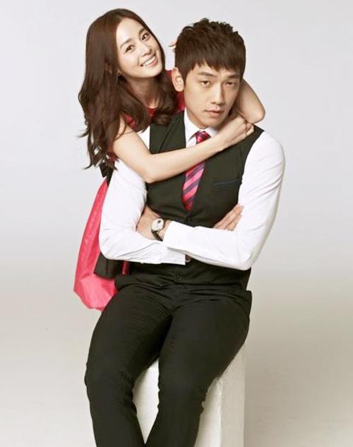 """bi rain - kim tae hee """"hot"""" nhat nua dau 2013 - 1"""