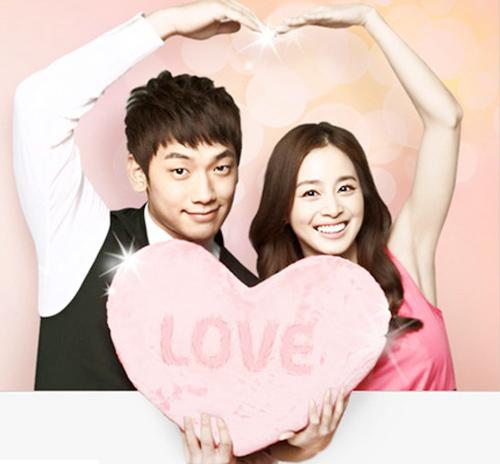 """bi rain - kim tae hee """"hot"""" nhat nua dau 2013 - 2"""