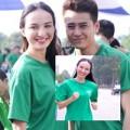 Làng sao - HH Ngọc Diễm chạy bộ góp sức cho trẻ em nghèo