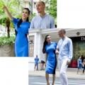 Làng sao - Hoa hậu Thu Hoài rạng rỡ bên ''trai Tây''