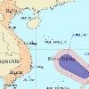 Biển Đông lại đón áp thấp nhiệt đới mới