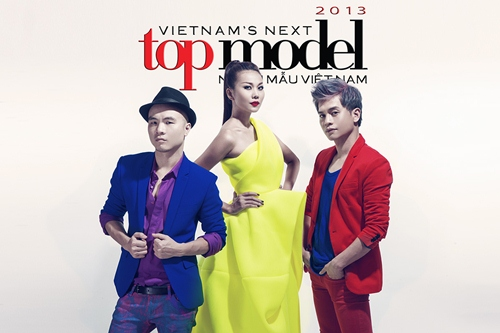 dan giam khao next top model 2013 chinh thuc lo dien - 1