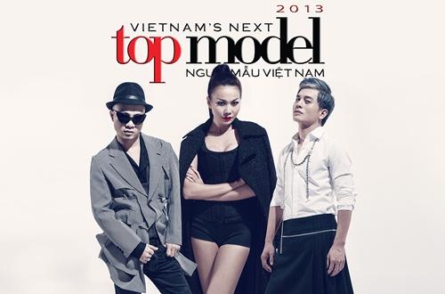 dan giam khao next top model 2013 chinh thuc lo dien - 3