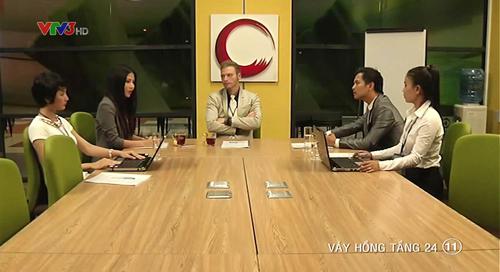 """me dam nha dep phim """"vay hong tang 24"""" - 10"""