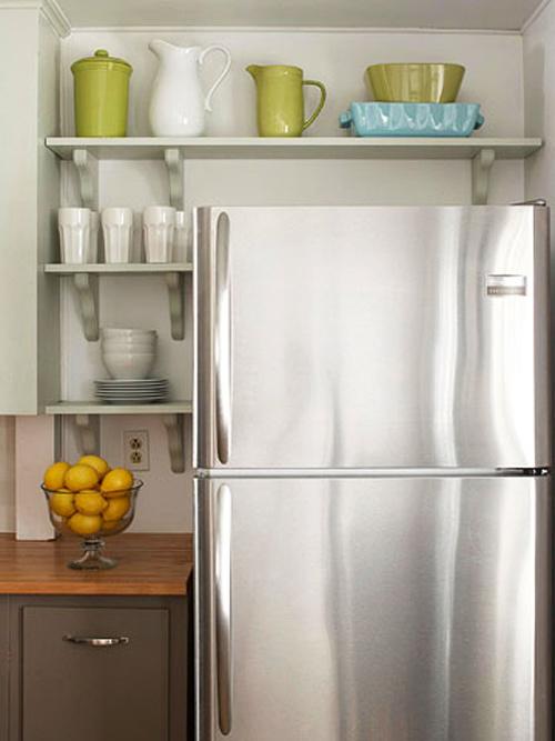 Chỉ mất 20 phút, bạn đã có thể vệ sinh tủ lạnh sạch sẽ