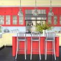 Nhà đẹp - Dọn nhà đón thu cùng sắc đỏ san hô