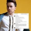Làng sao - Cao Thái Sơn lại bị tung tin nhắn đồng tính