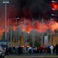 Tin tức - Kenya: Cháy lớn tại sân bay quốc tế Nairobi
