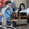 Làng sao - Cao Thái Sơn căng thẳng uống cafe sau scandal