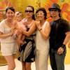 Tiết lộ thêm hình ảnh vợ và con gái Dustin Nguyễn