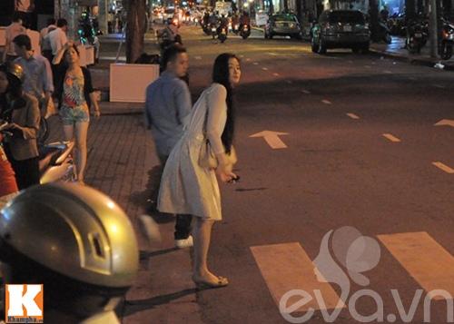 cao thai son cang thang uong cafe sau scandal - 8