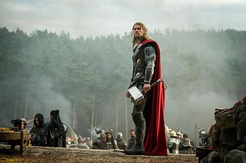 Thor 2: Thế giới bóng đêm sắp sửa bao trùm - 1