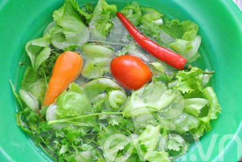 Lạ miệng với salad chanh dây thập cẩm - 2