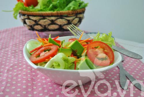 Lạ miệng với salad chanh dây thập cẩm - 11