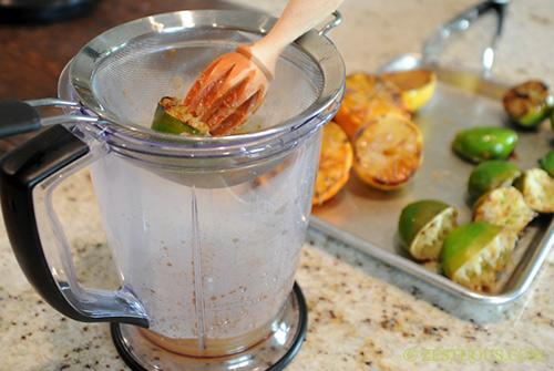 cocktail margarita hoa qua nuong - 4