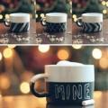 Nhà đẹp - 2 chiêu trang trí cốc uống trà cực xinh