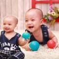 Ngắm ảnh bé - Siêu mẫu nhí: Tuấn Khang nét cười 'mê ly'