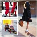 Thời trang - Khi tất bỗng 'phải lòng' giày cao gót!