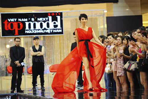 vn next top model: sau thanh hang se la...? - 5