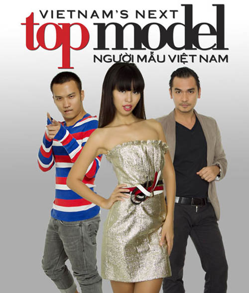 vn next top model: sau thanh hang se la...? - 1