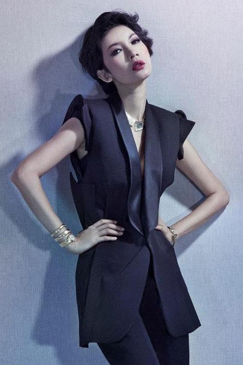 vn next top model: sau thanh hang se la...? - 9