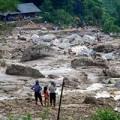 Tin tức - Tiếp tục tìm 2 người mất tích vì bão số 6