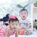 """Làm mẹ - Siêu mẫu nhí: Jin Y xinh, ngắm là """"nghiền"""""""