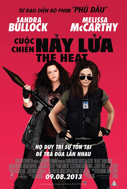cuoi vo bung voi the heat - cuoc chien nay lua - 1