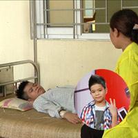GHVN: Quang Anh từng bị viêm màng não