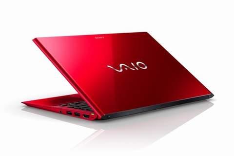 phien ban laptop vaio mau do long lanh - 3