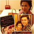 Làng sao - Vũ Hoàng Việt: Chưa từng yêu ai như Yvonne