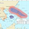Tin tức - Bão số 7 đang tiến gần Biển Đông