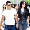 Làng sao - Phan Thanh Bình đưa vợ đi casting Top Model