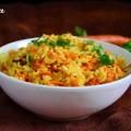 Bếp Eva - Món cơm cà rốt ngon lạ