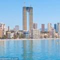 Tin tức - Tây Ban Nha: Cao ốc 47 tầng quên lắp... thang máy