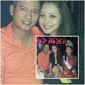 Làng sao - Jennifer Phạm và chồng nắm chặt tay tình cảm