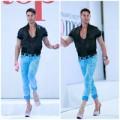 Thời trang - Giám khảo Next Top đi giày 20cm trổ tài catwalk
