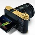 Eva Sành điệu - Samsung NX300 bản mạ vàng giá gần 60 triệu đồng