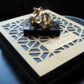 Mua sắm - Giá cả - 6,5 triệu đồng một hộp bánh trung thu rồng mạ vàng