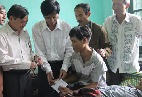 "dua ""nguoi rung"" ve: khong the lam khac! - 3"