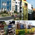 Nhà đẹp - Khu dân cư không cần đến điều hòa ở Đức