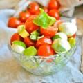 Bếp Eva - Salad cà chua bơ tươi ngon