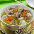 Bếp Eva - Thích mê canh vịt nấu khoai sọ