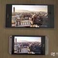 Eva Sành điệu - Xperia Z Ultra đọ màn hình với HTC One