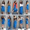 Thời trang - Video: 1 váy maxi 10 cách biến hóa