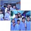Làng sao - Phi Nhung đưa các con nuôi đi mua sách