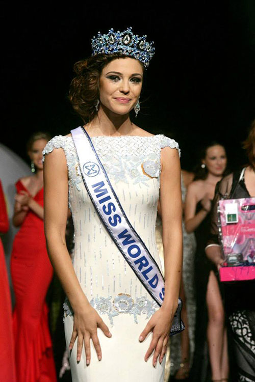 top 5 ung vien sang gia miss world 2013 - 5